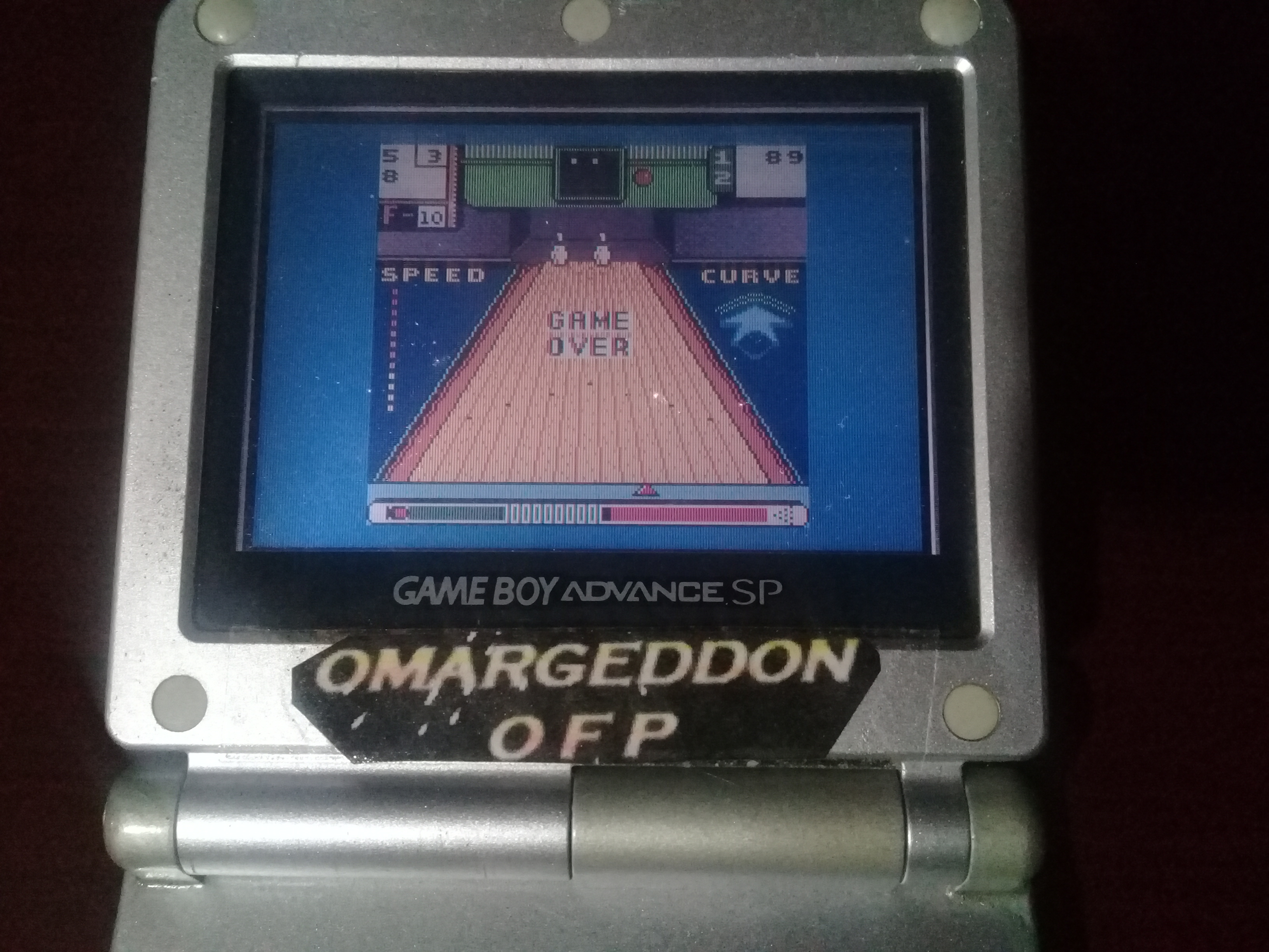 omargeddon: 10-Pin Bowling (Game Boy Color) 89 points on 2019-01-12 23:37:27
