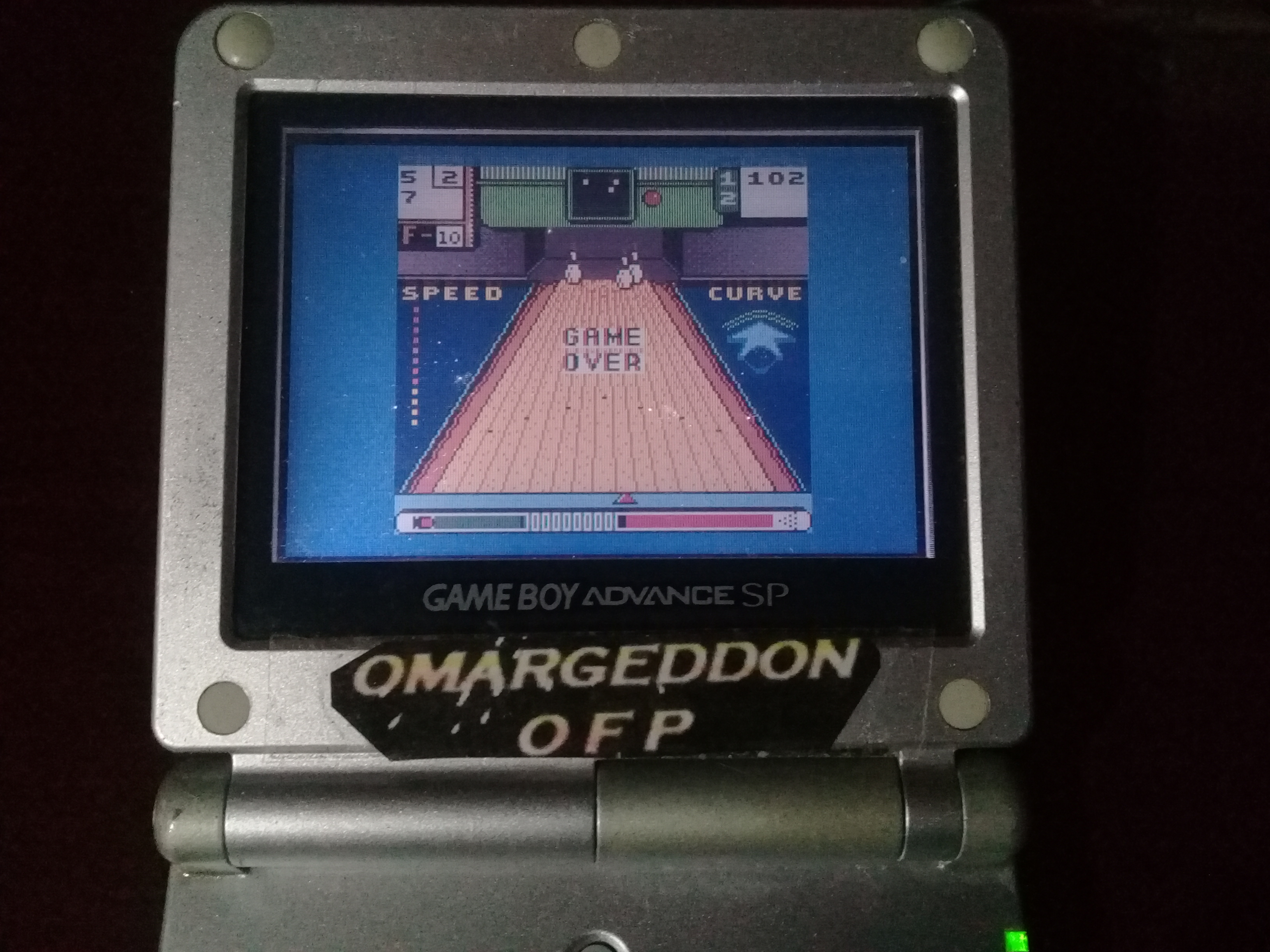 omargeddon: 10-Pin Bowling (Game Boy Color) 102 points on 2019-04-03 22:37:06