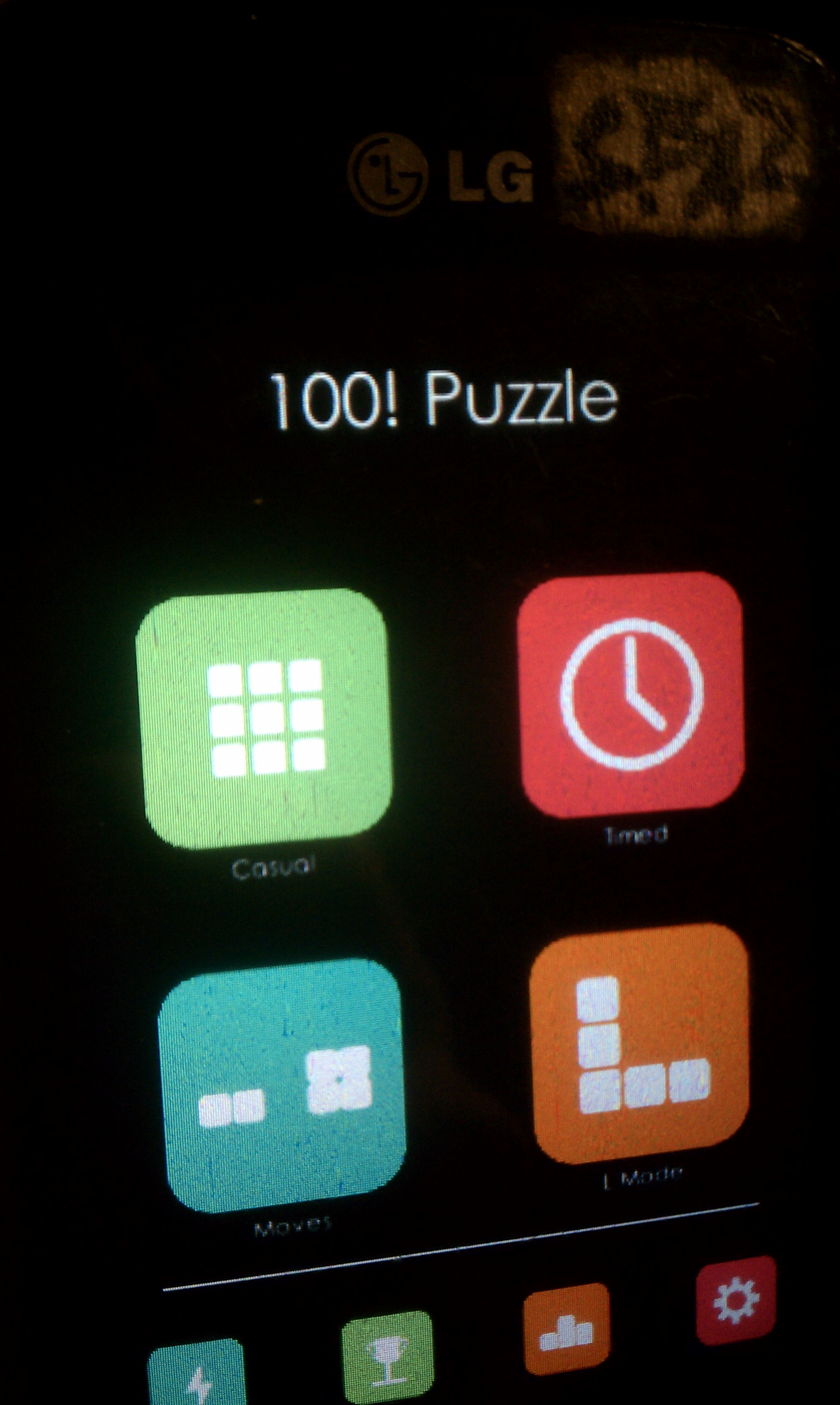 S.BAZ: 100! Puzzle [Casual] (Android) 3,179 points on 2019-11-18 06:56:28