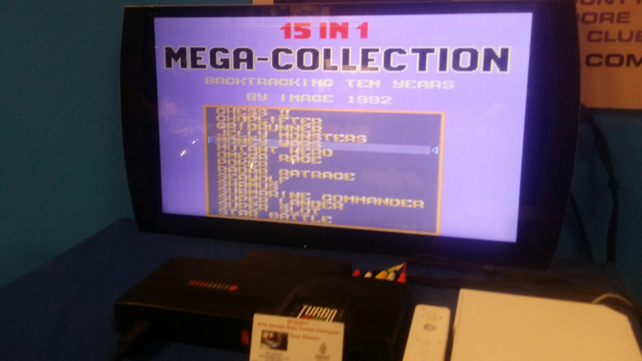 15 in 1 Mega Collection / Money Wars 36,140 points