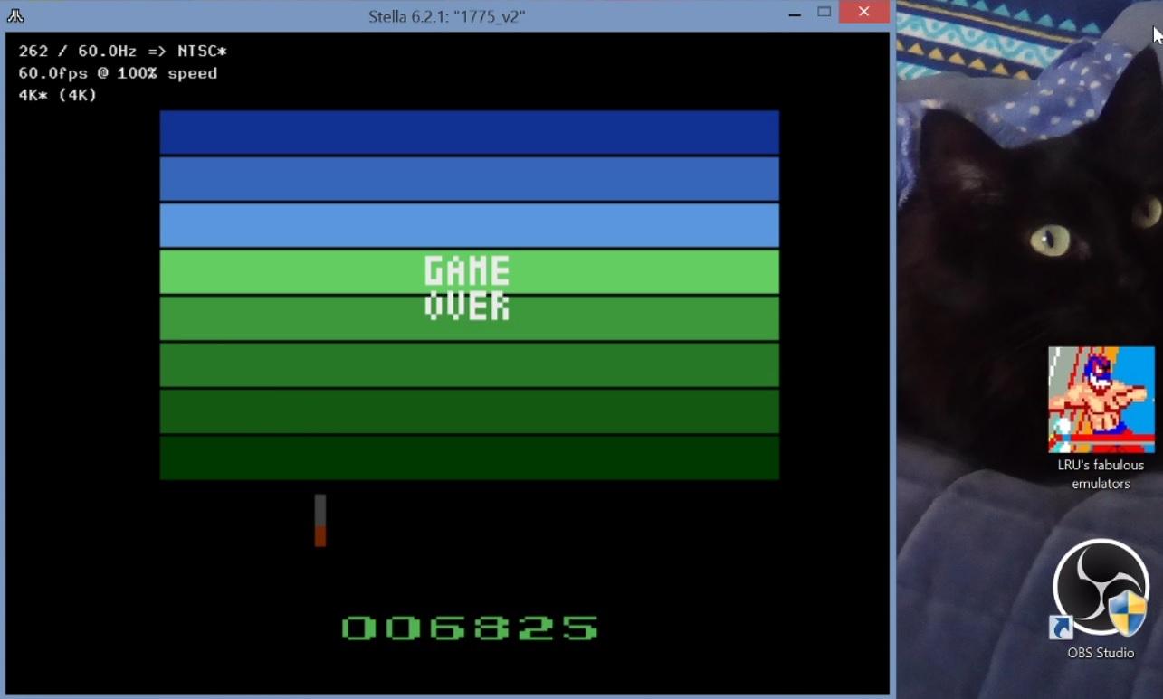 LuigiRuffolo: 1775 (Atari 2600 Emulated) 6,825 points on 2021-01-03 12:41:51