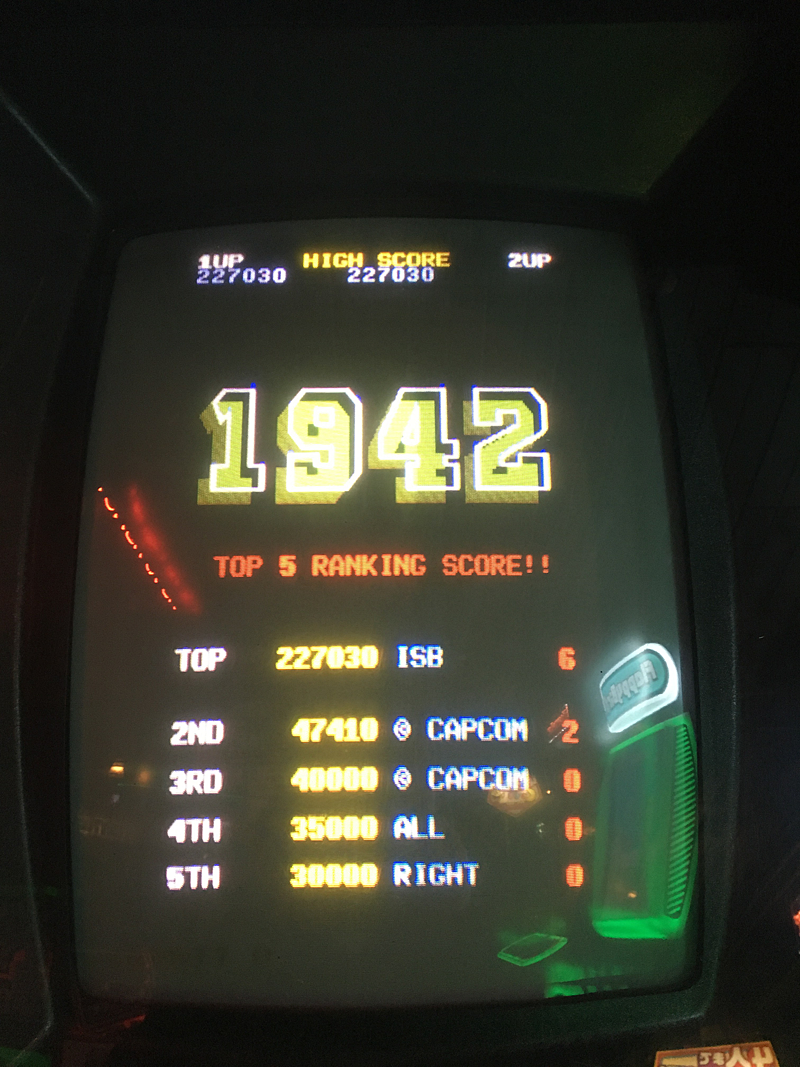 1942 227,030 points