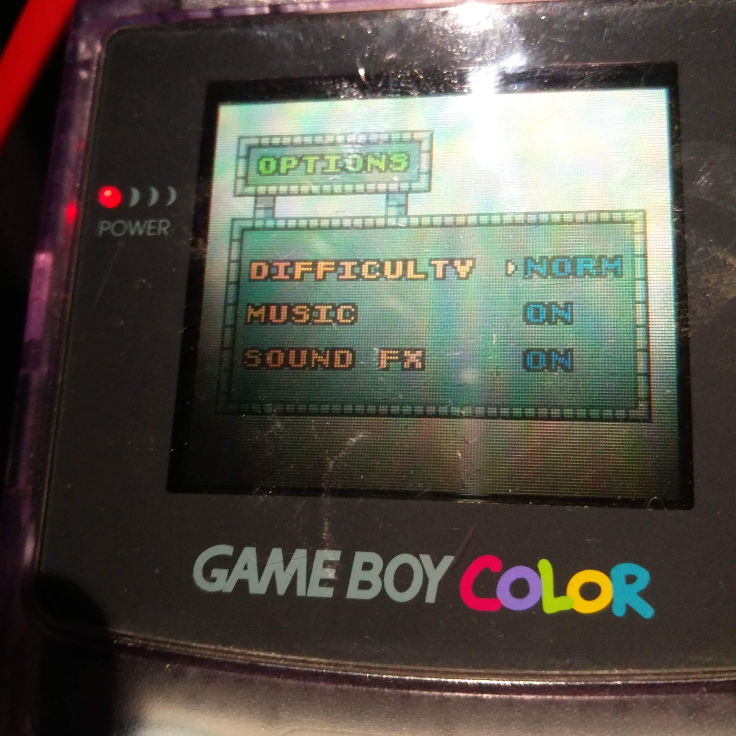 GTibel: 1942 (Game Boy Color) 454,050 points on 2018-11-13 22:08:56