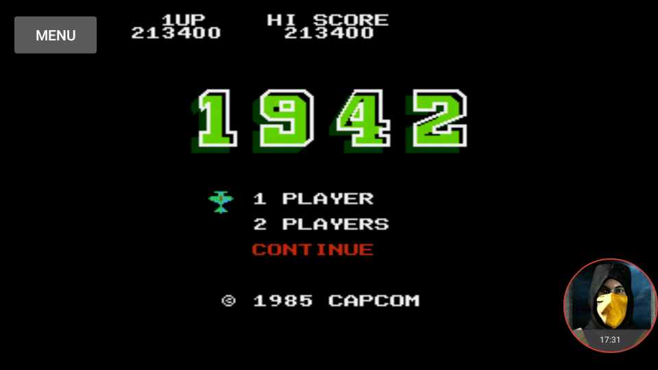 omargeddon: 1942 (NES/Famicom Emulated) 213,400 points on 2018-01-30 16:22:13