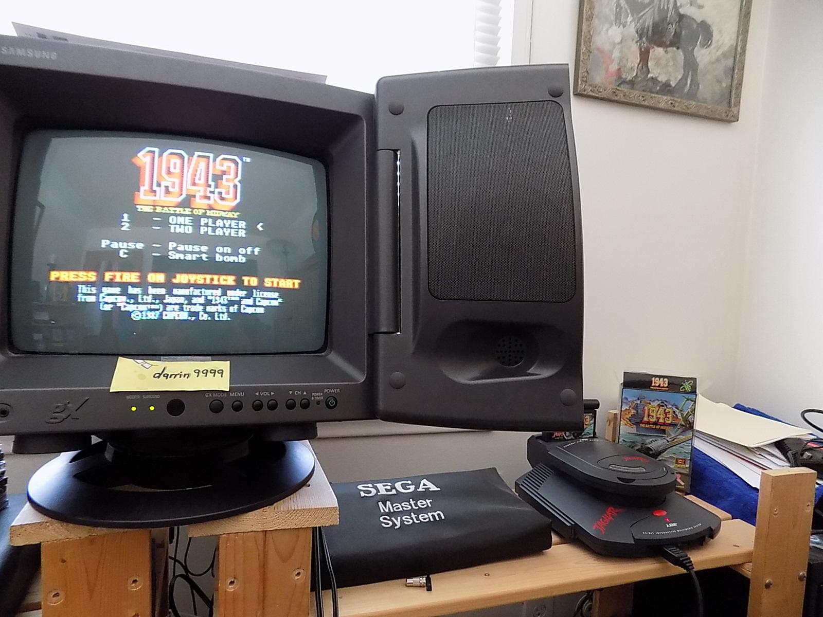 darrin9999: 1943 (Atari Jaguar) 127,000 points on 2020-03-22 10:11:36