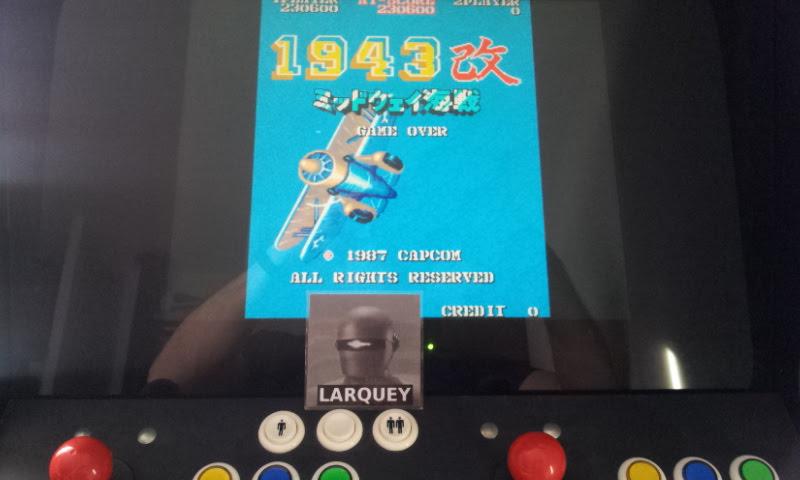 1943 Kai: Midway Kaisen 230,600 points