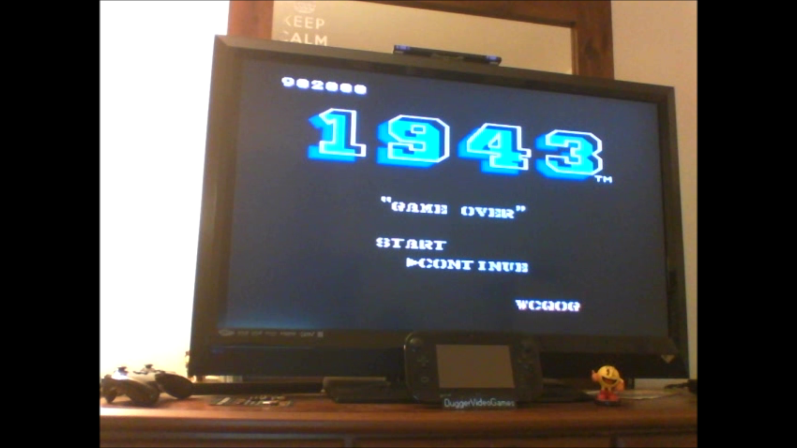 DuggerVideoGames: 1943 (NES/Famicom Emulated) 902,000 points on 2016-11-08 16:21:45