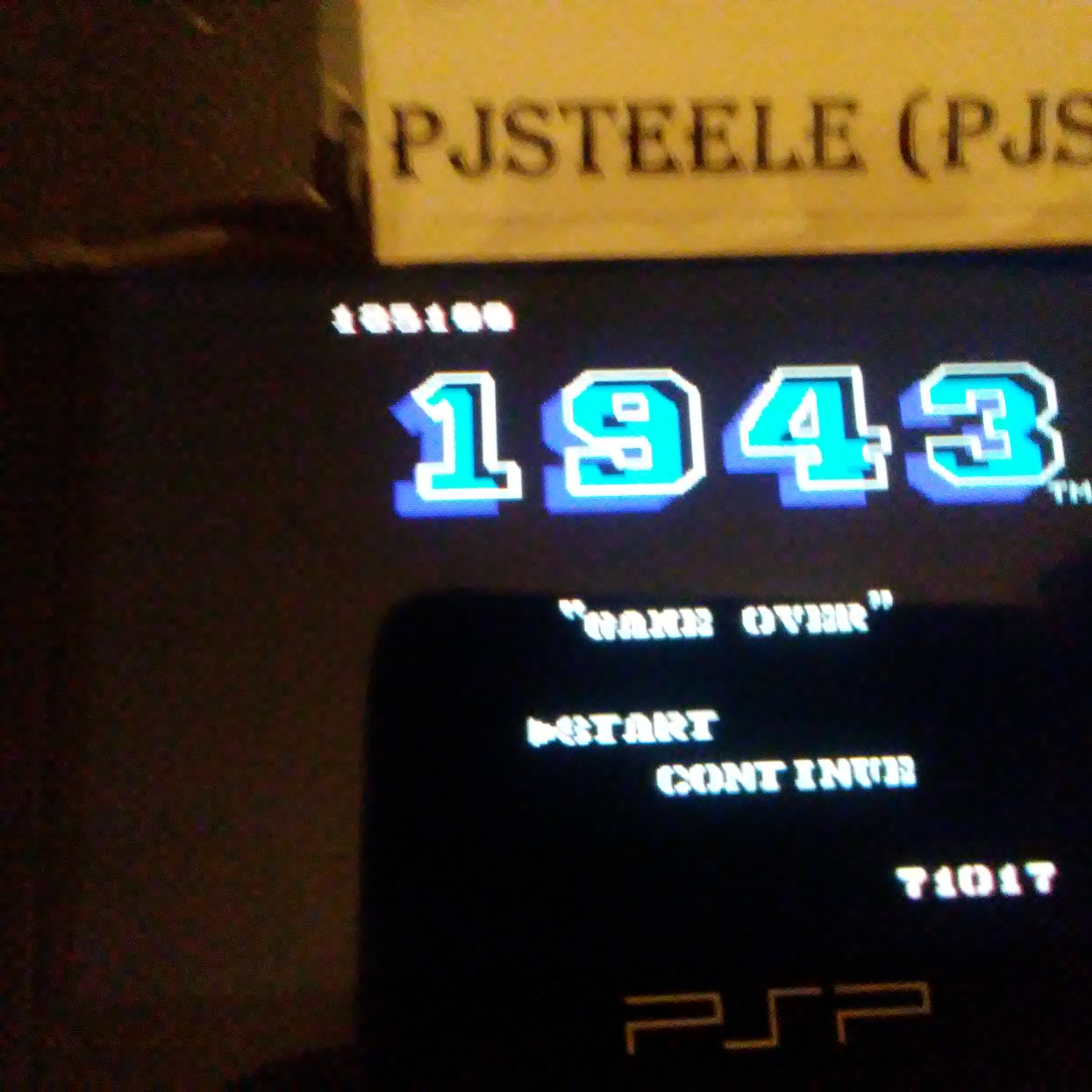 Pjsteele: 1943 (NES/Famicom Emulated) 135,100 points on 2018-04-03 19:40:48