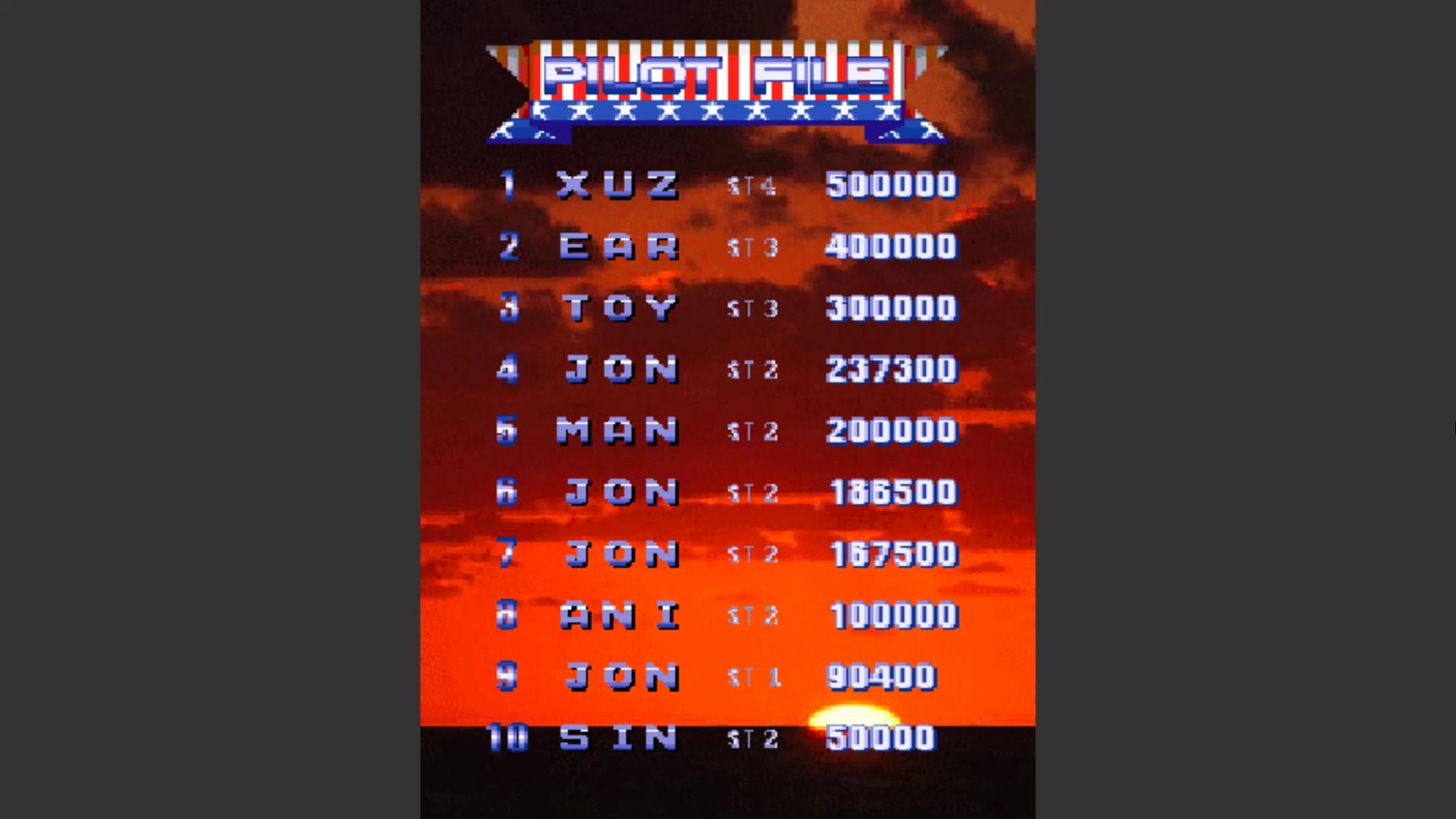 AkinNahtanoj: 1945k III [1945kiii] (Arcade Emulated / M.A.M.E.) 237,300 points on 2020-09-29 12:10:03