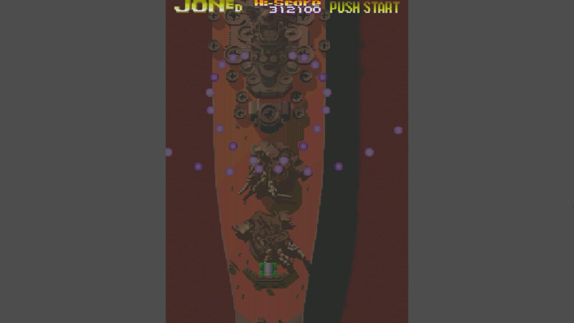 AkinNahtanoj: 19XX War Against Destiny (Arcade Emulated / M.A.M.E.) 312,100 points on 2020-09-29 13:17:53