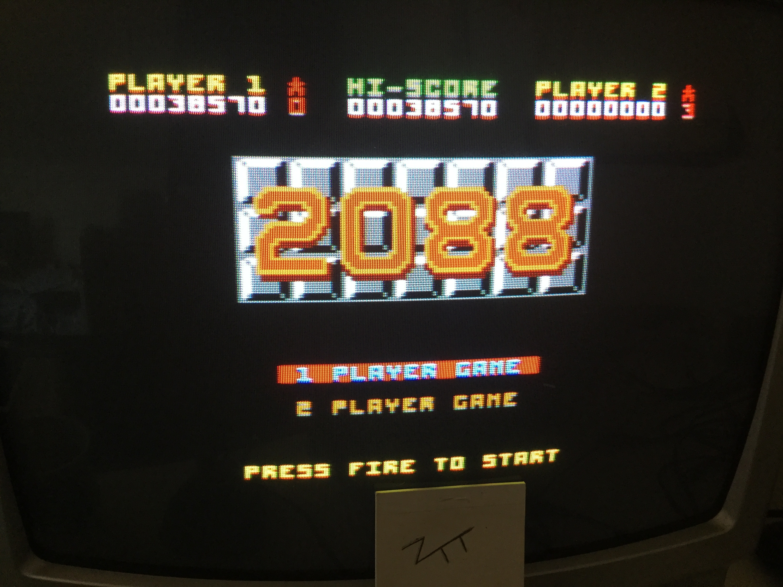 Frankie: 2088 (Amstrad CPC) 38,570 points on 2017-01-17 04:39:19