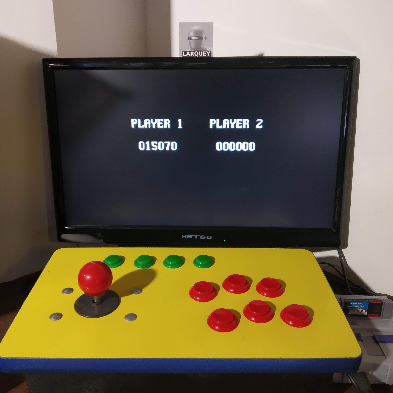 Larquey: 3 Ninjas Kick Back (SNES/Super Famicom Emulated) 15,070 points on 2020-08-17 02:03:50