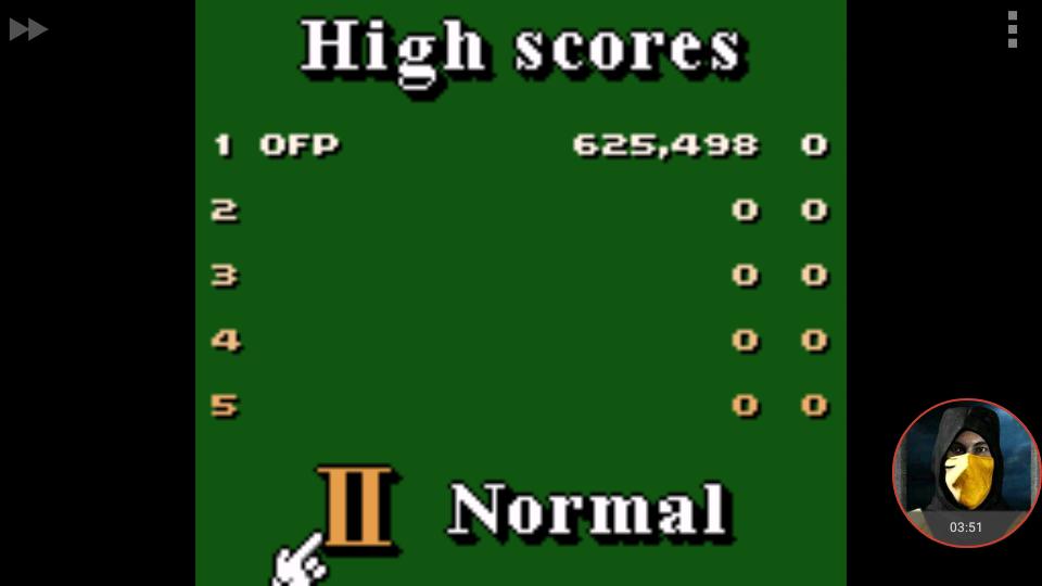 omargeddon: 3D Ultra Thrillride: Skill 2 (Game Boy Color Emulated) 625,498 points on 2018-03-06 12:24:46