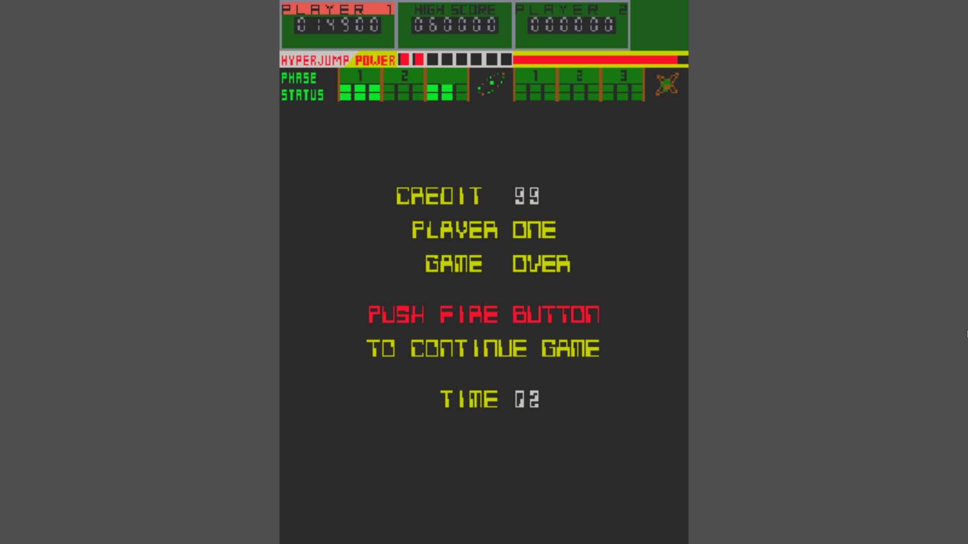 AkinNahtanoj: A. D. 2083 [ad2083] (Arcade Emulated / M.A.M.E.) 14,900 points on 2020-09-30 05:30:59