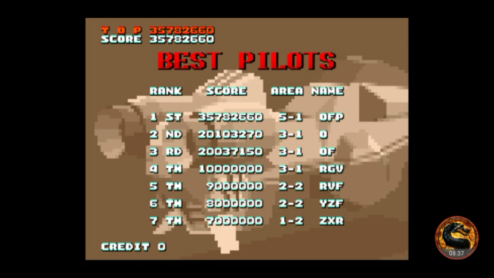 omargeddon: A.B. Cop [abcop] (Arcade Emulated / M.A.M.E.) 35,782,660 points on 2018-09-25 21:13:25