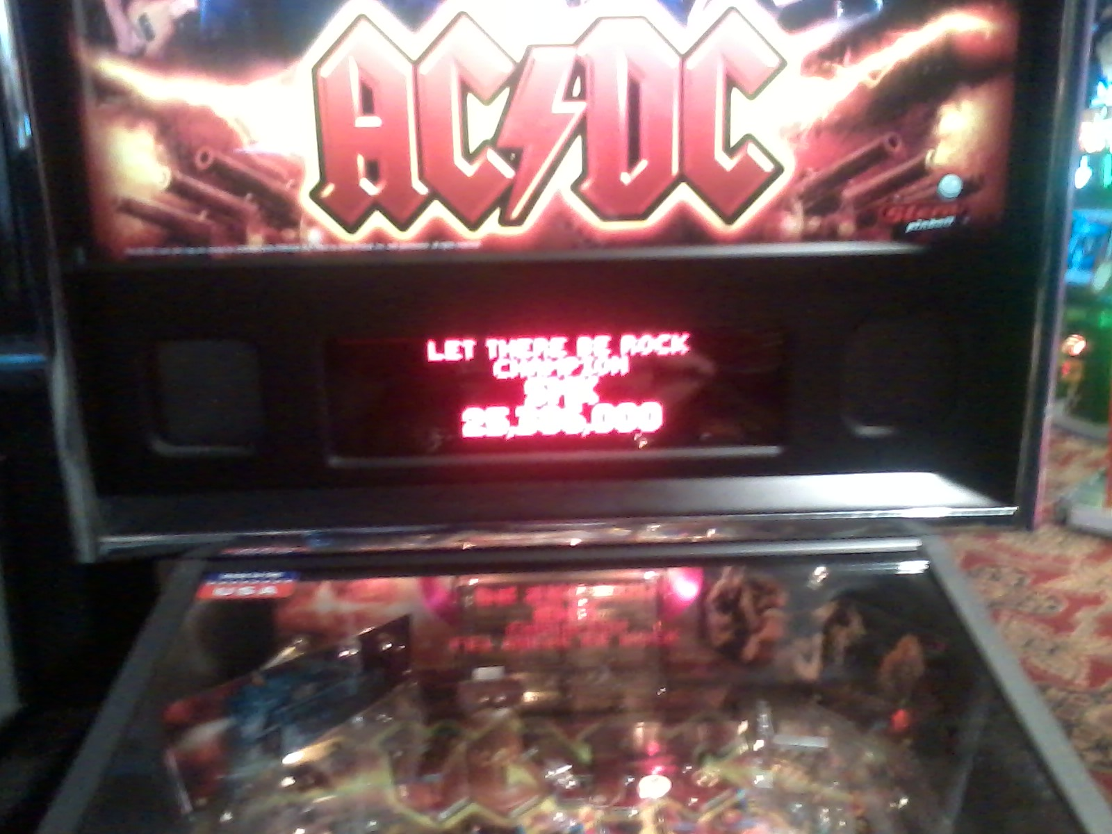 TheGalagaKing: AC/DC: Let There Be Rock (Pinball Bonus Mode) 25,386,000 points on 2019-03-08 21:42:16