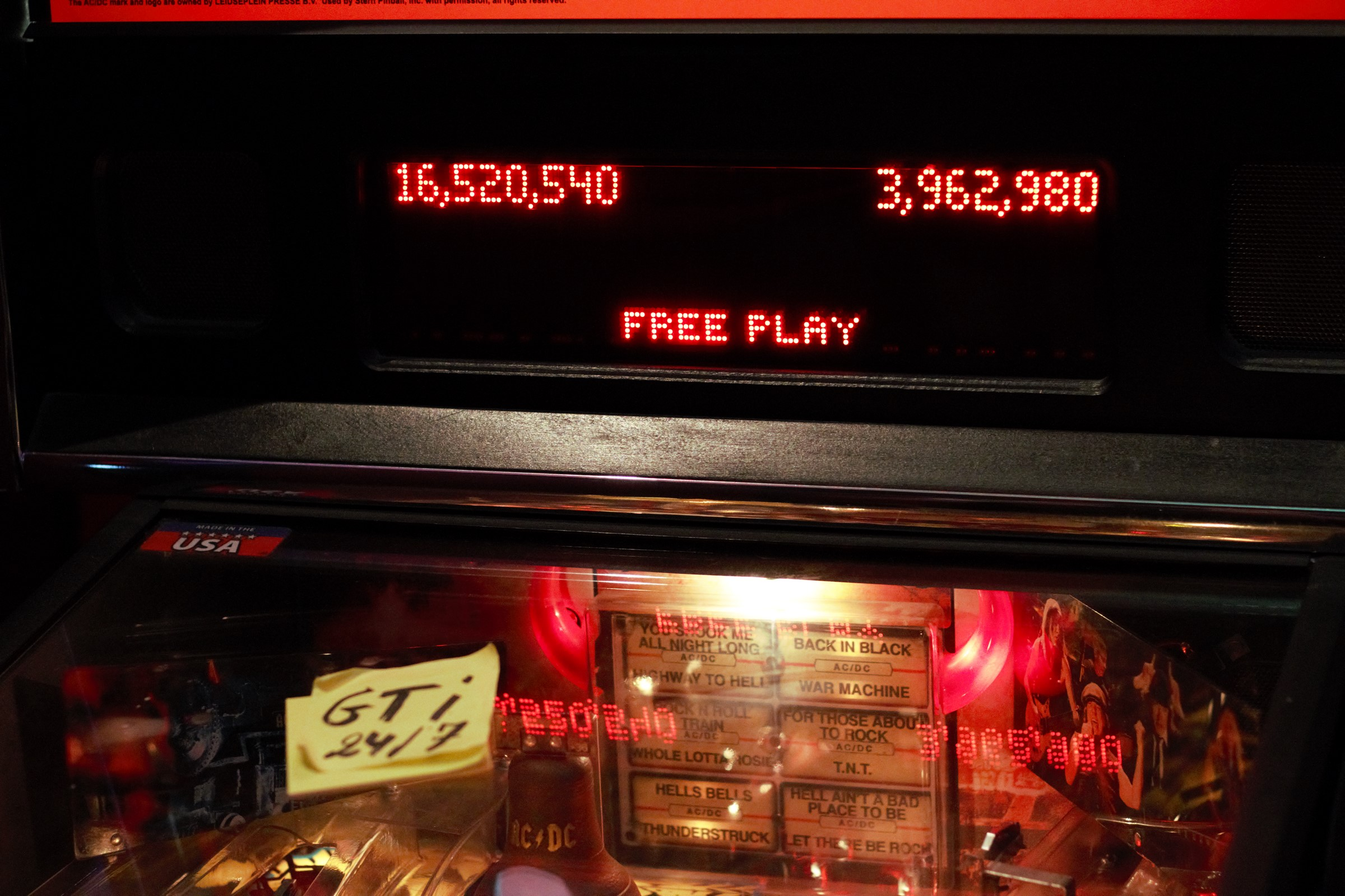 AC/DC 16,520,540 points