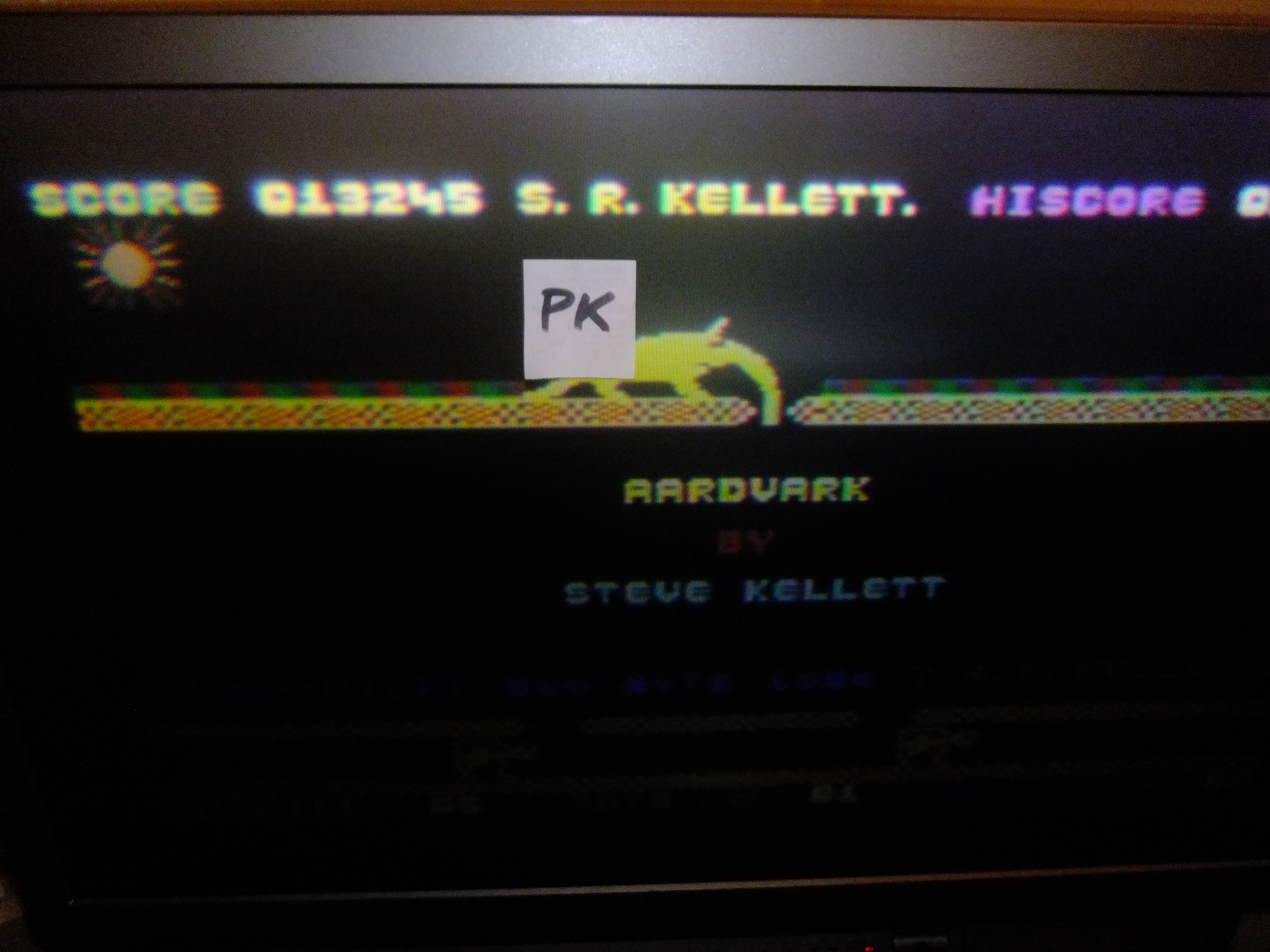 kernzy: Aardvark (Commodore 64) 13,245 points on 2015-12-06 09:23:27