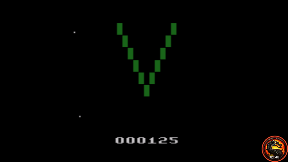 omargeddon: Aborigines Revenge (Atari 2600 Emulated) 125 points on 2020-10-13 12:10:10