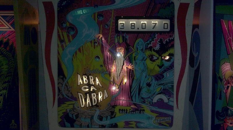 Abra Ca Dabra 38,070 points