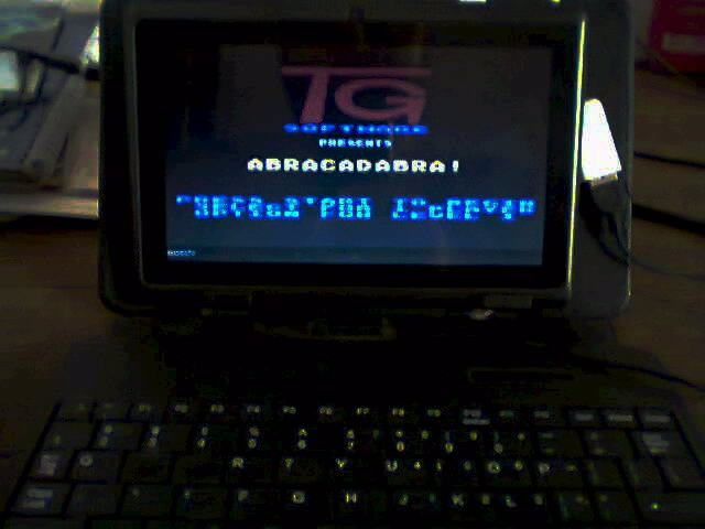 ecworiginal: Abracadabra! (Atari 400/800/XL/XE Emulated) 8,880 points on 2016-04-23 09:01:10