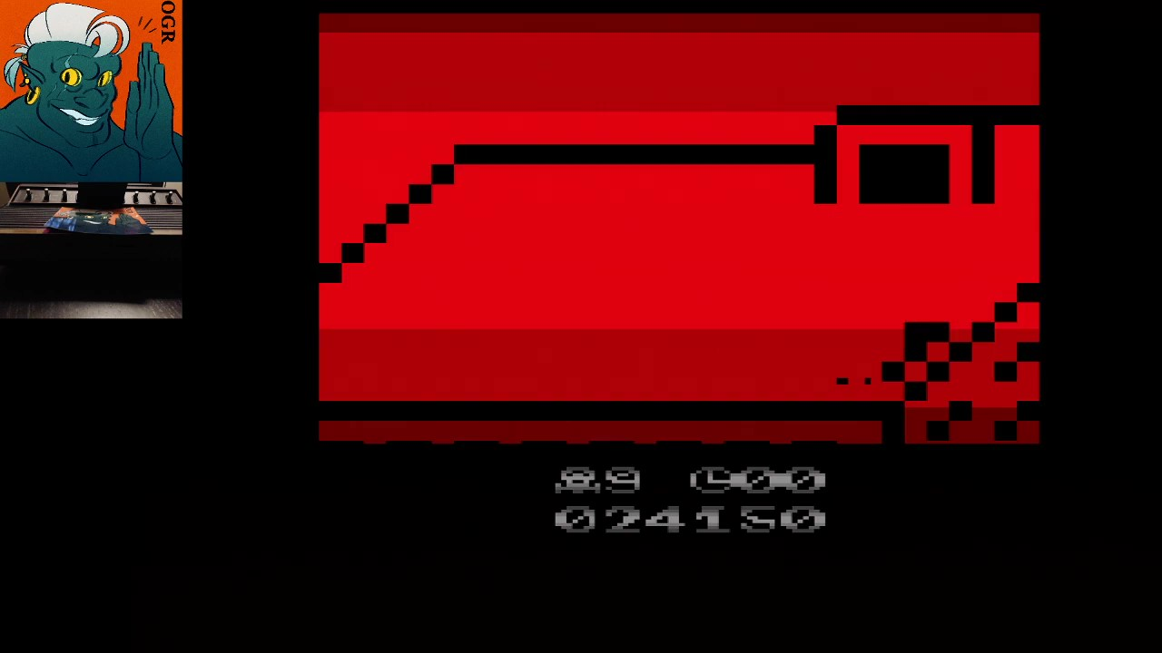 AwesomeOgre: Abyss of Chernobyl: 90 Seconds (Atari 2600) 24,150 points on 2020-06-11 22:35:18