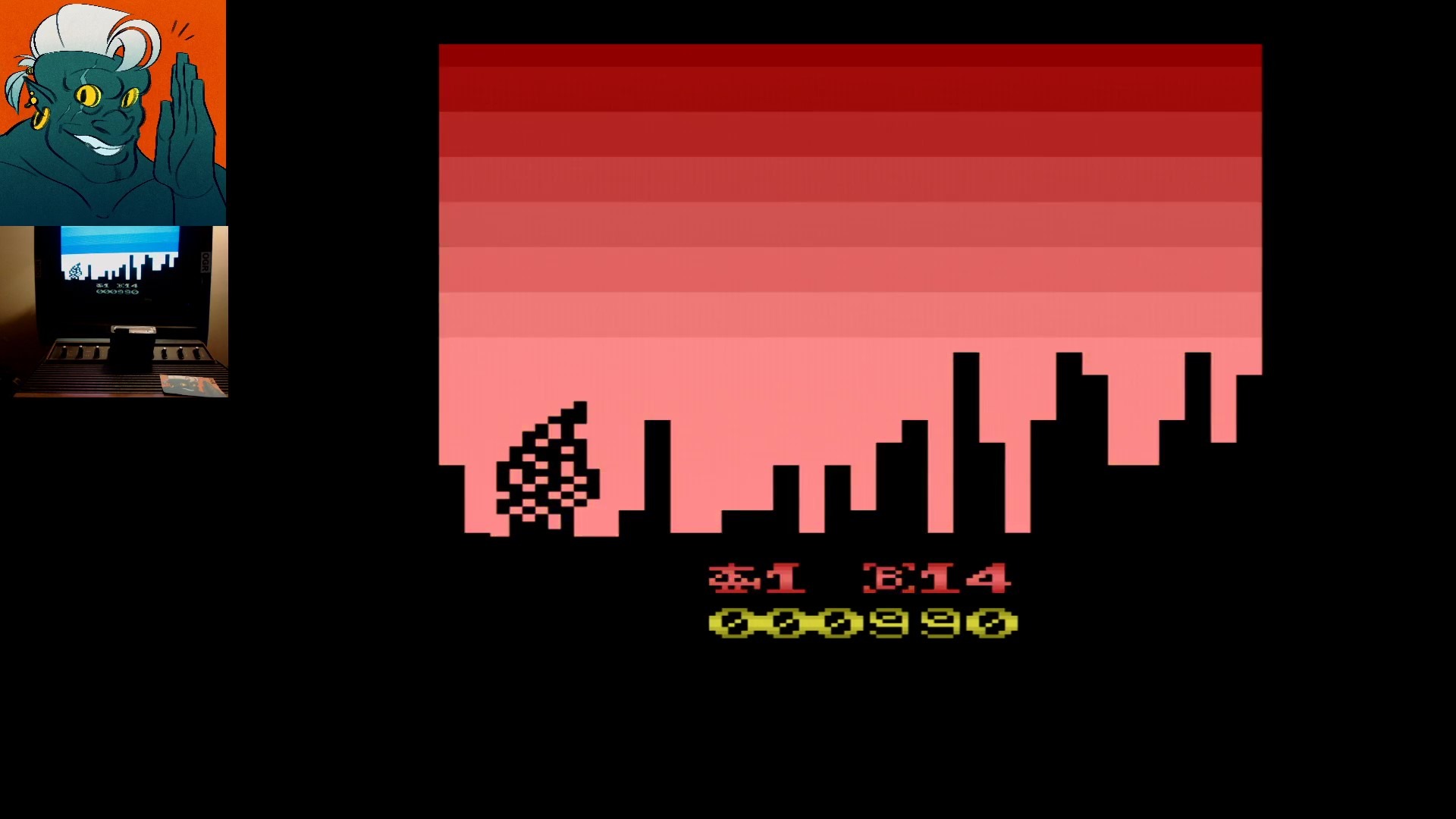 AwesomeOgre: Abyss of Chernobyl: Hellgate (Atari 2600) 990 points on 2019-11-10 10:49:20