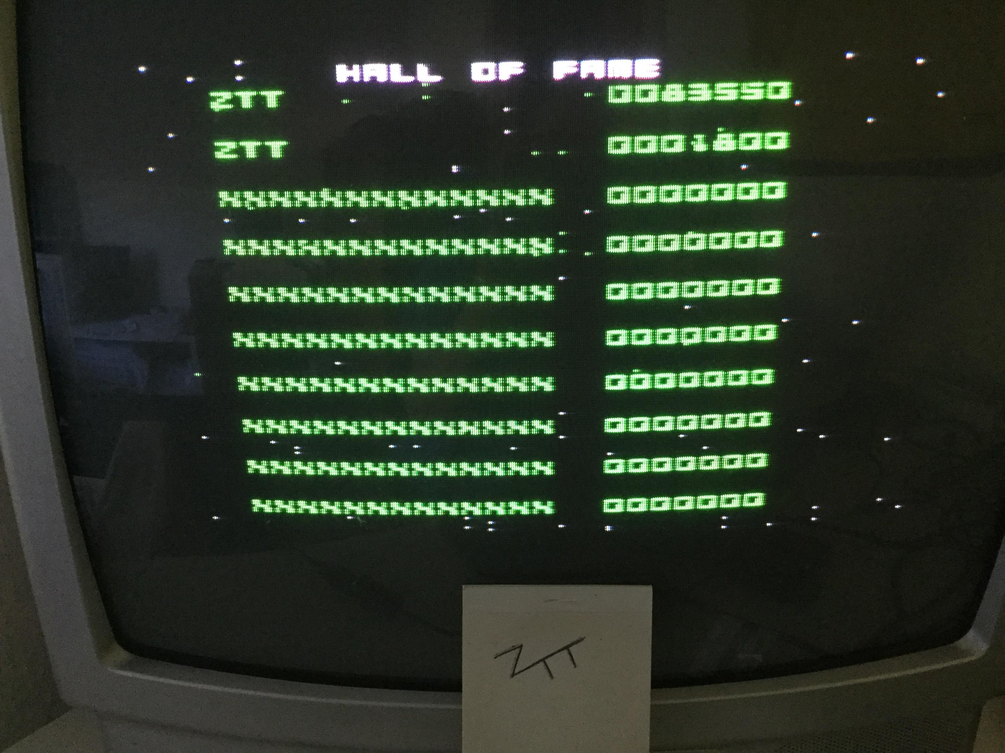 Frankie: Accelerator (ZX Spectrum) 83,550 points on 2017-06-01 12:02:42
