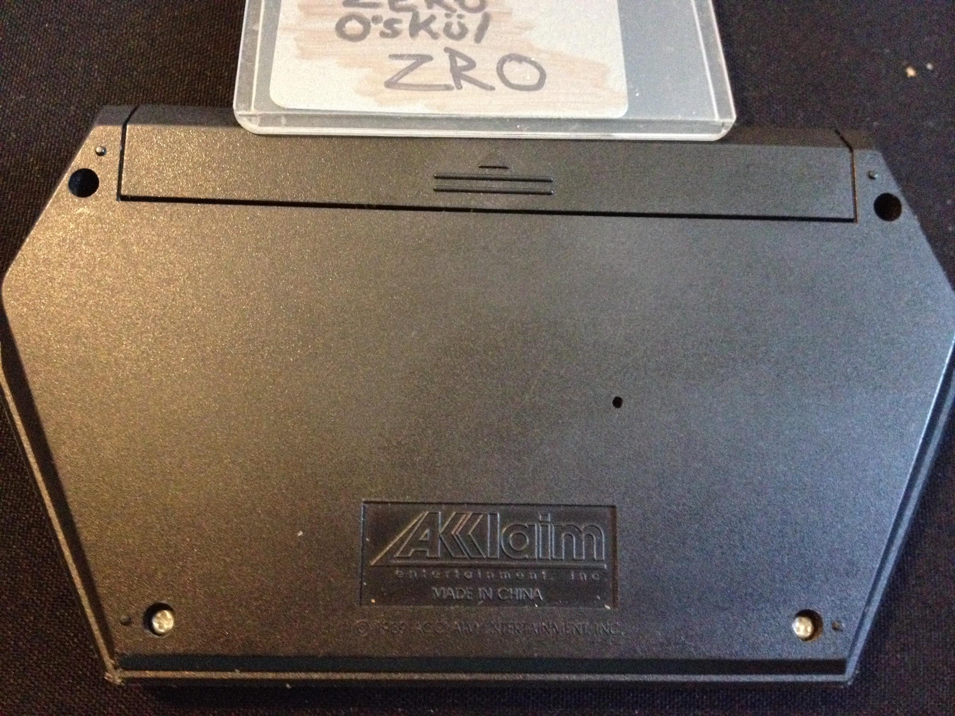 zerooskul: Acclaim Superplay Total Recall (Dedicated Handheld) 28,200 points on 2019-07-14 10:52:32