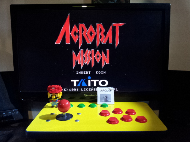 Acrobat Mission [acrobatm] 90,200 points