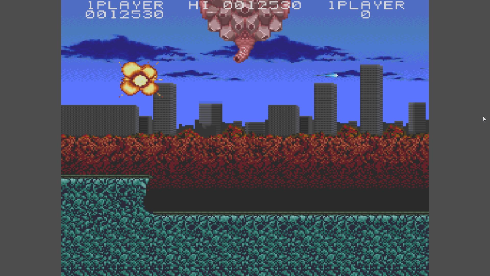 Act-Fancer Cybernetick Hyper Weapon [actfancr] 12,530 points