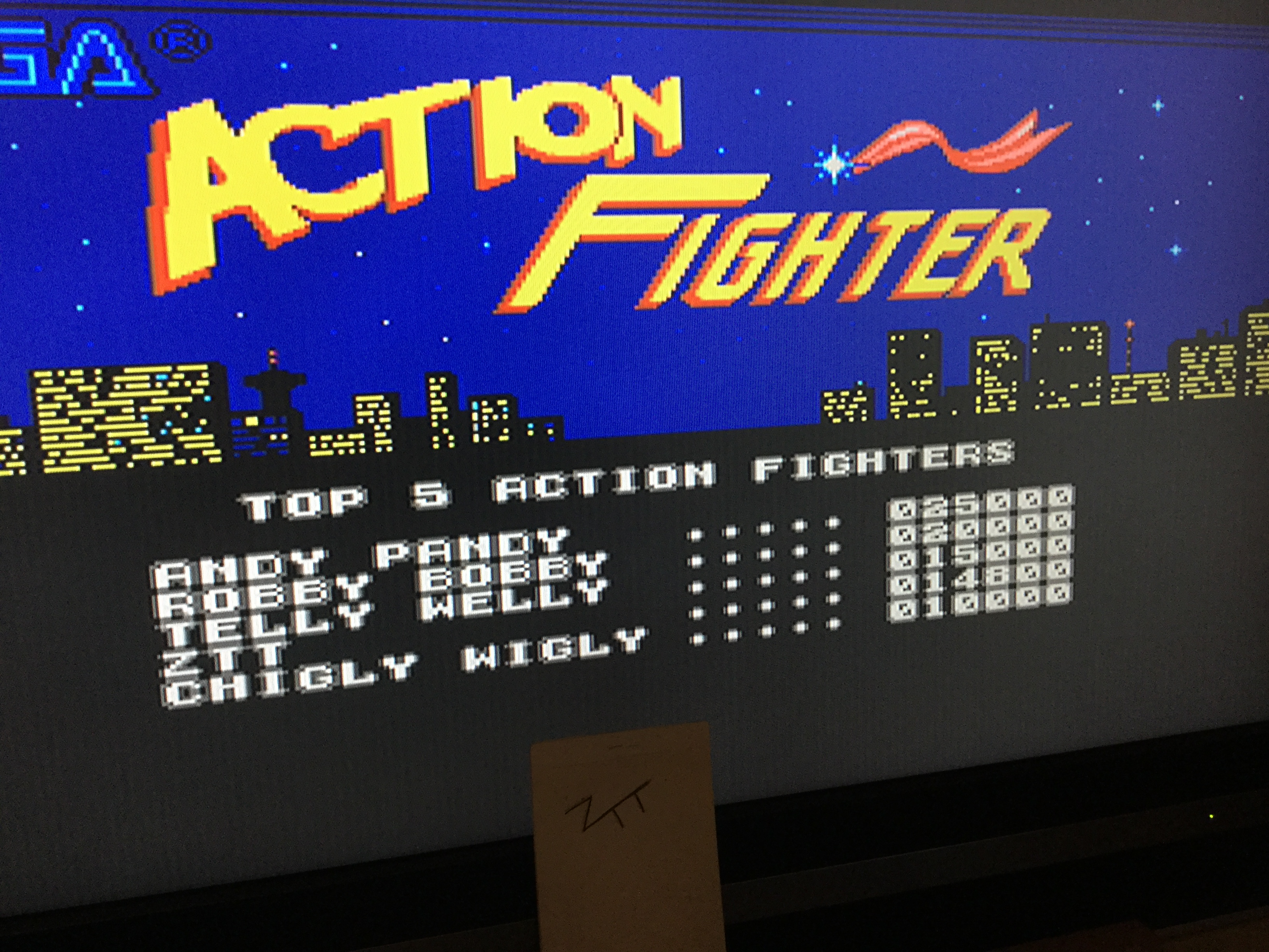 Frankie: Action Fighter (Amiga) 14,800 points on 2017-10-07 11:42:38