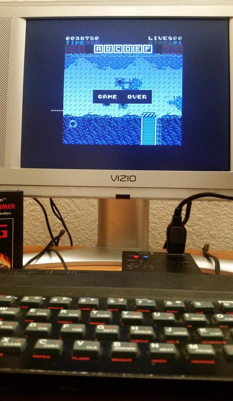 OriginalGamer: Action Fighter (ZX Spectrum) 38,750 points on 2017-12-17 00:28:39