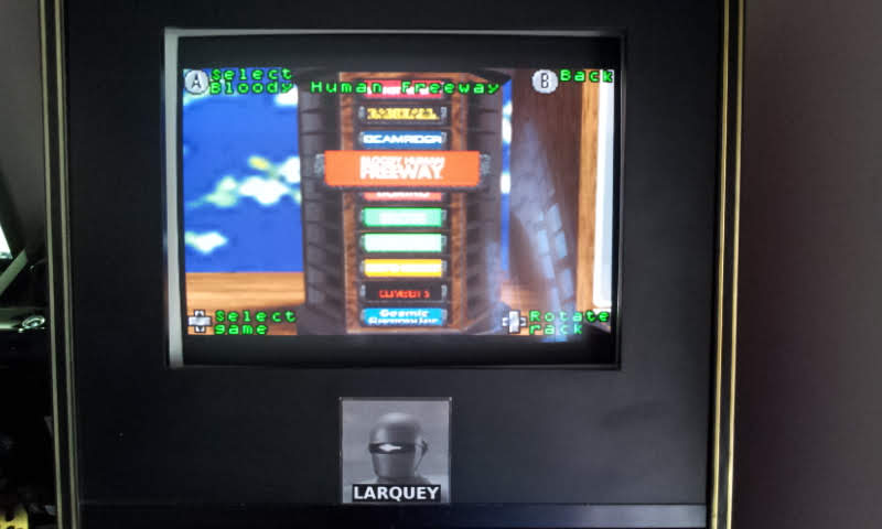 Larquey: Activision Anthology: Bloody Human Freeway [Game 1] (GBA Emulated) 25 points on 2018-05-20 11:47:14