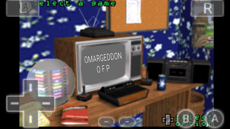 omargeddon: Activision Anthology: Dragster [Game 1B] (GBA Emulated) 0:00:06.37 points on 2016-10-26 15:38:00