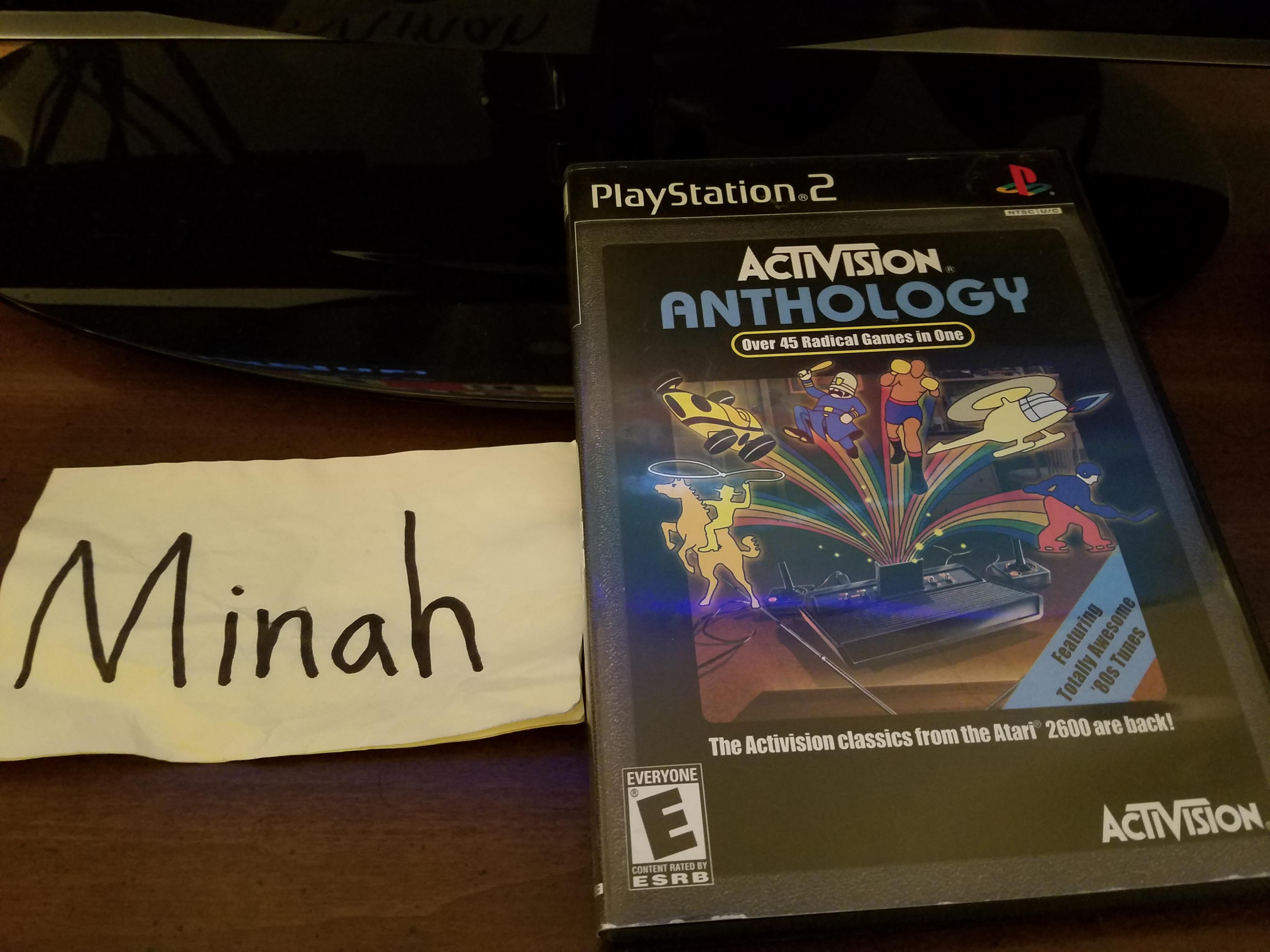 minah: Activision Anthology: Enduro [Game 1B] (Playstation 2) 574 points on 2017-01-18 18:56:23