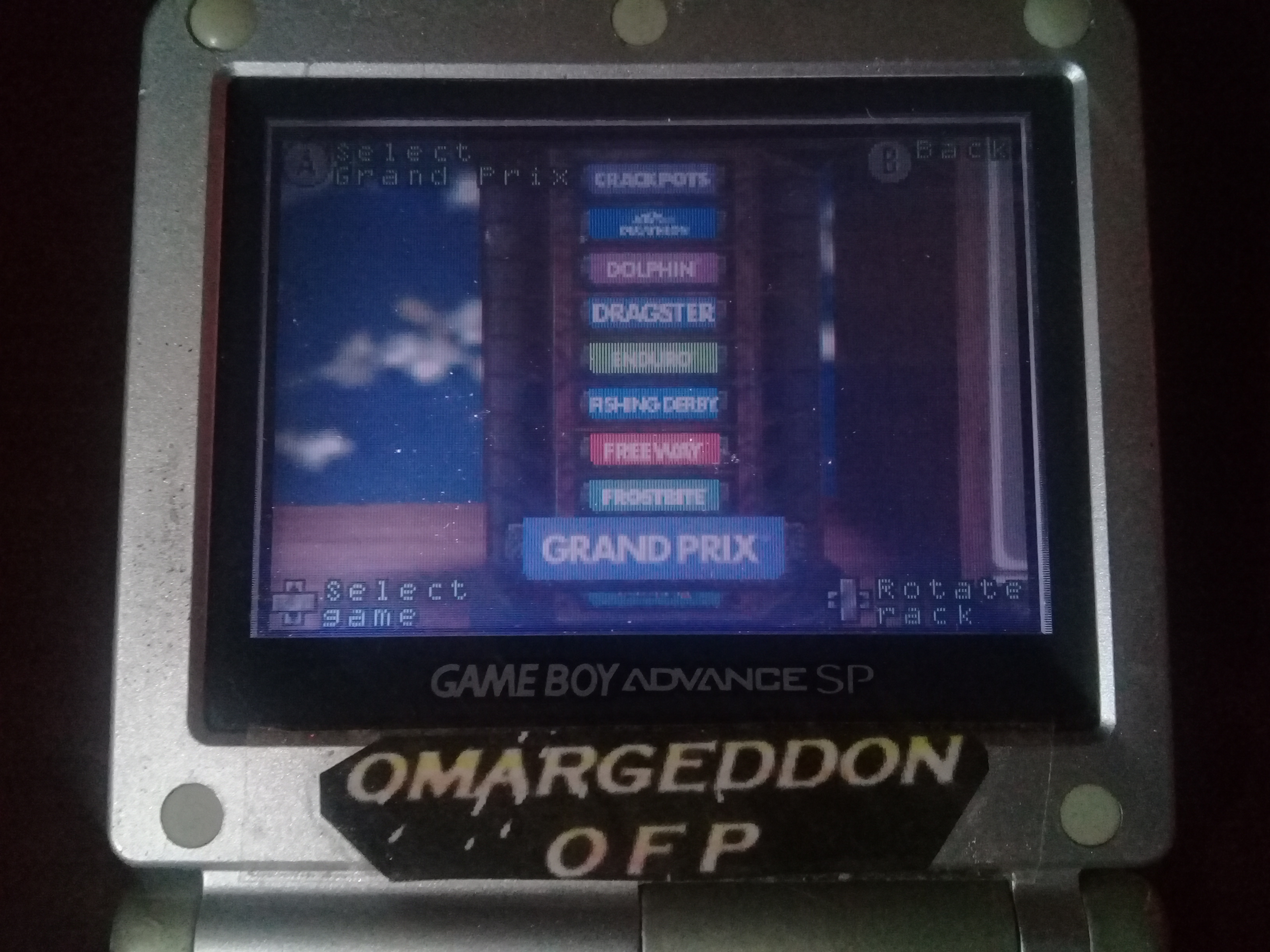 omargeddon: Activision Anthology: Grand Prix [Game 1B] (GBA) 0:00:35.58 points on 2019-09-15 13:18:32