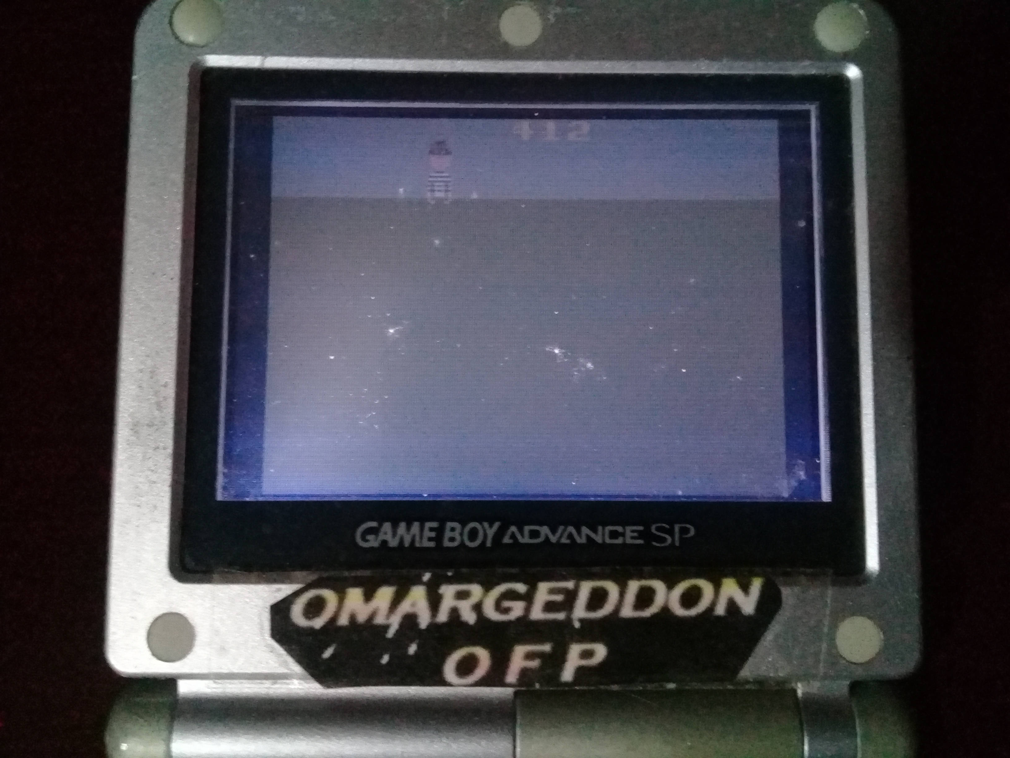 omargeddon: Activision Anthology: Kaboom! [Game 1B] (GBA) 412 points on 2020-03-16 12:00:12