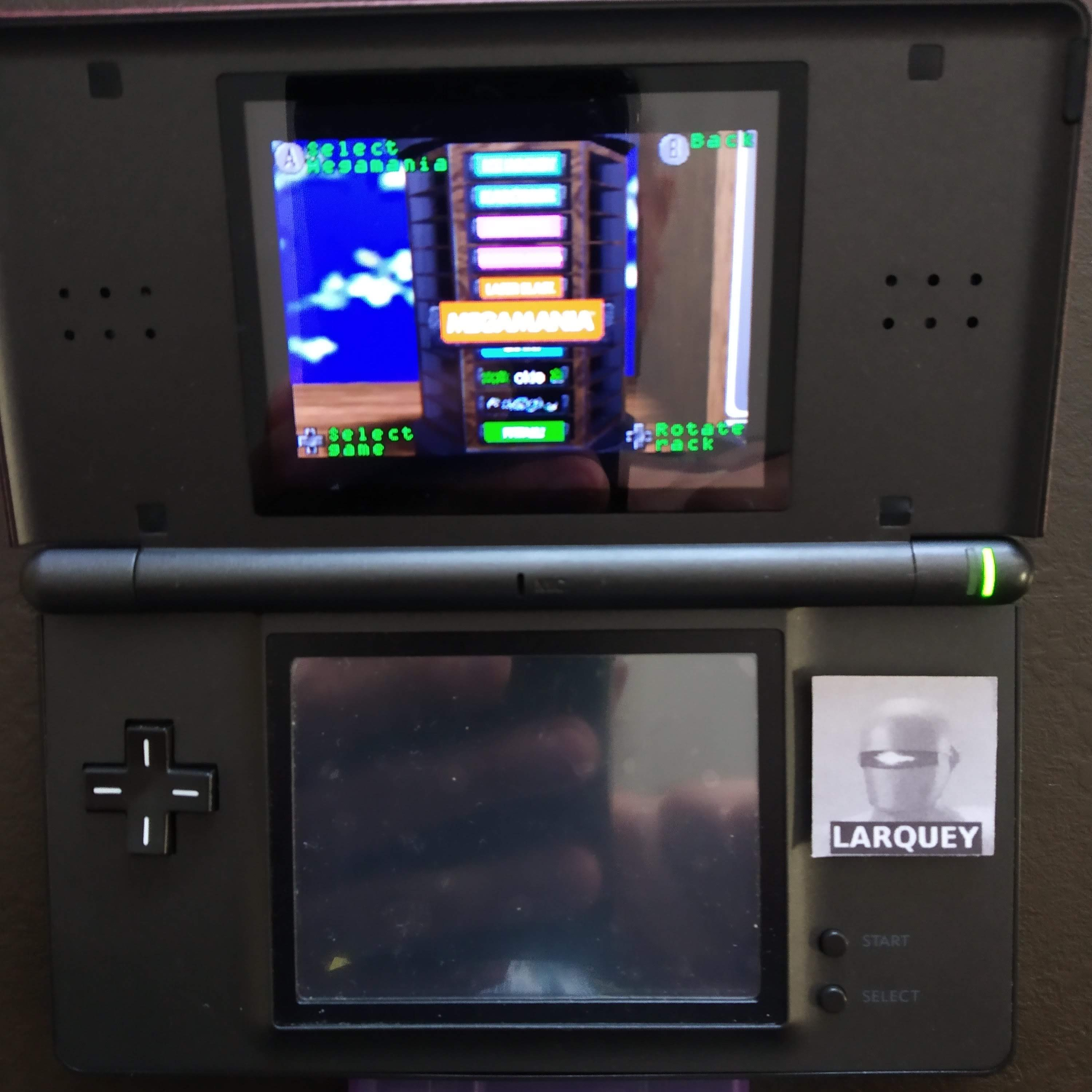 Larquey: Activision Anthology: Megamania [Game 1A] (GBA) 37,460 points on 2020-08-15 06:07:21