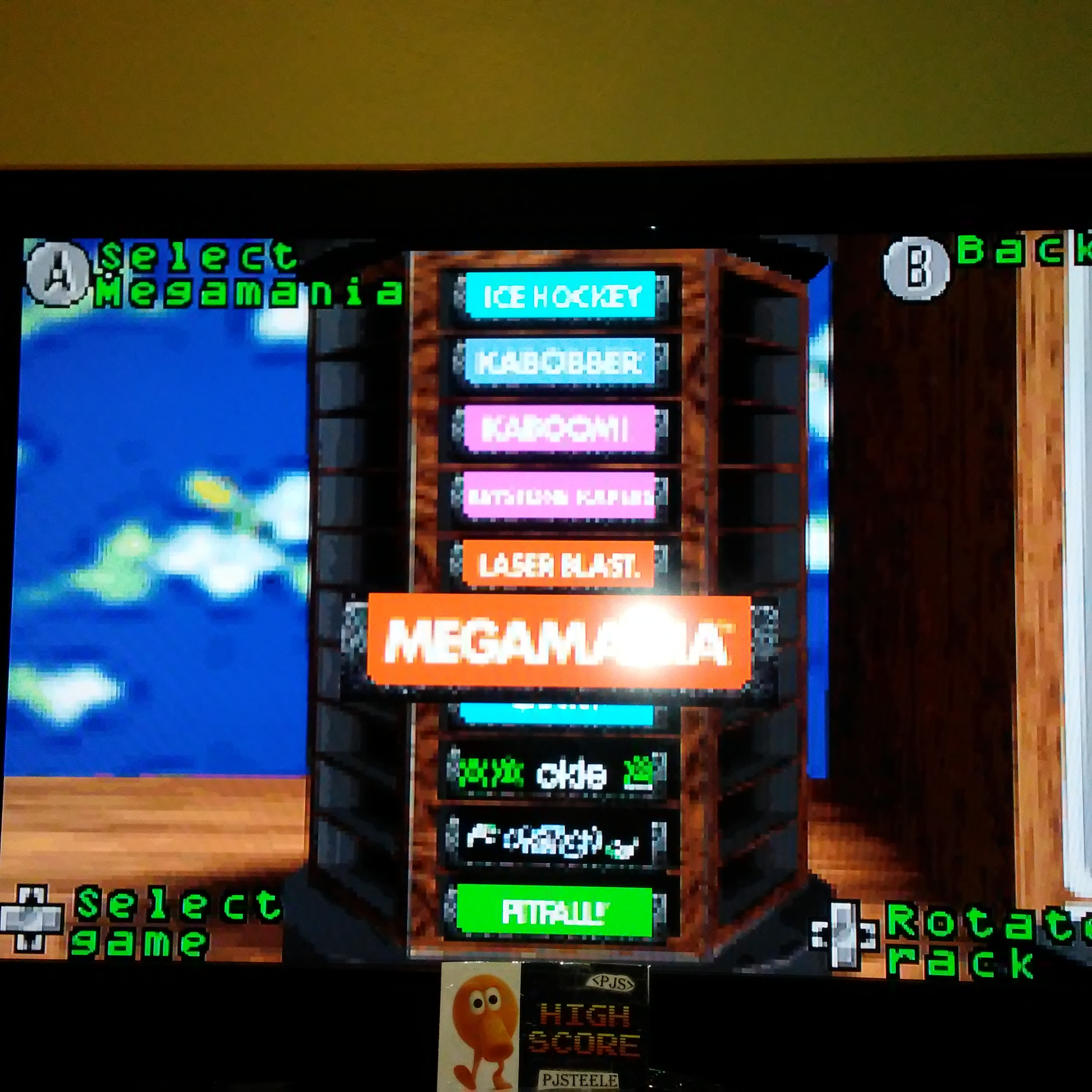 Pjsteele: Activision Anthology: Megamania [Game 1B] (GBA Emulated) 78,550 points on 2017-12-04 22:02:09