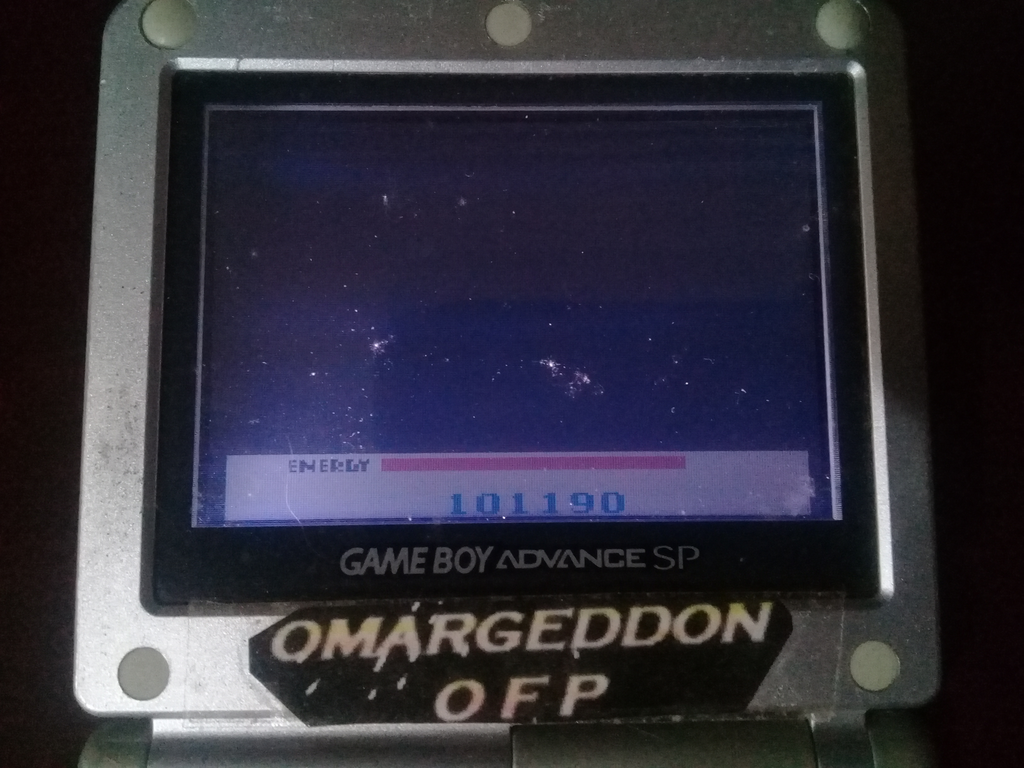 omargeddon: Activision Anthology: Megamania [Game 1B] (GBA) 101,190 points on 2020-04-03 18:21:14