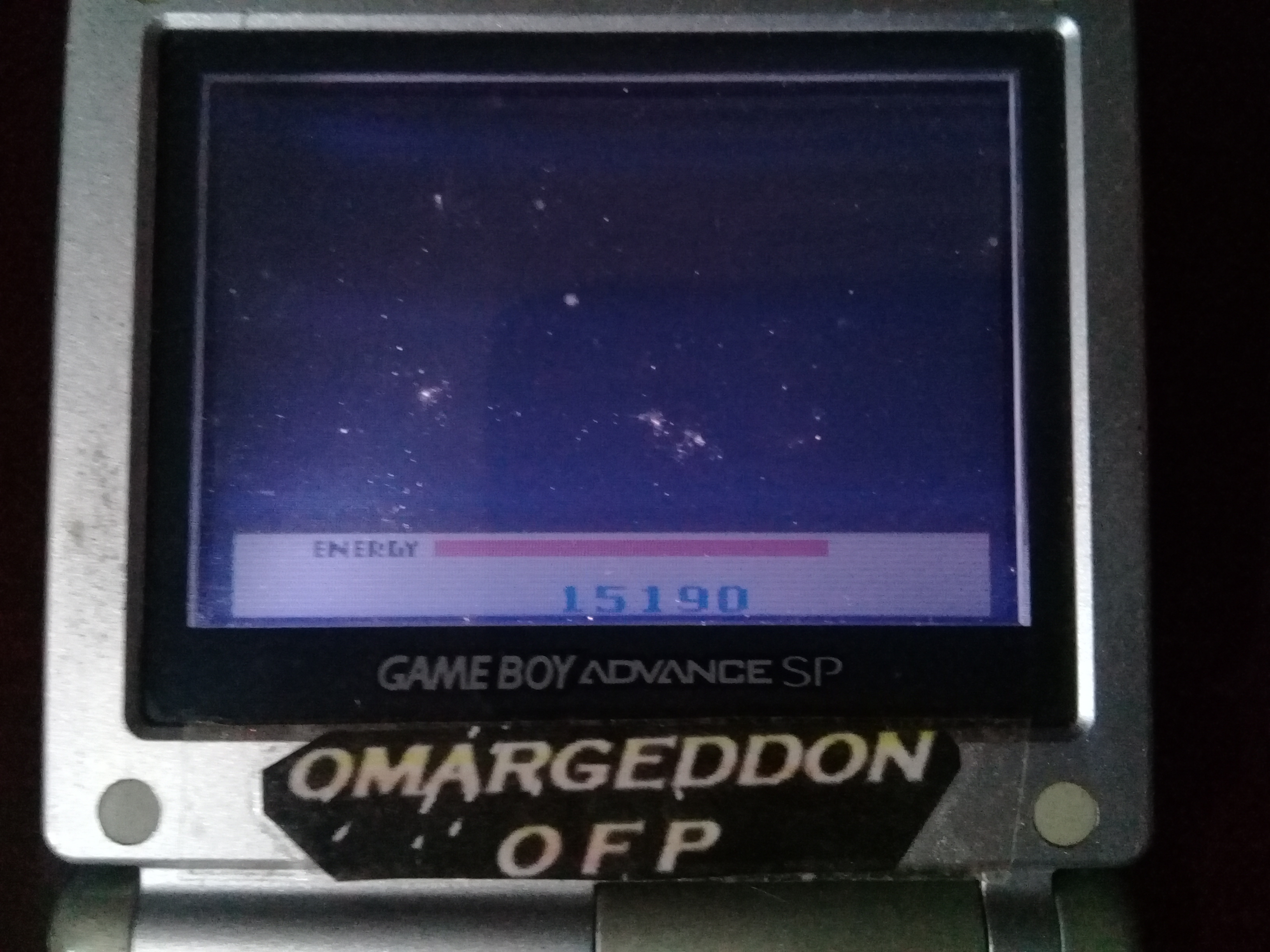 omargeddon: Activision Anthology: Megamania [Game 3A] (GBA) 15,190 points on 2020-05-03 17:59:23