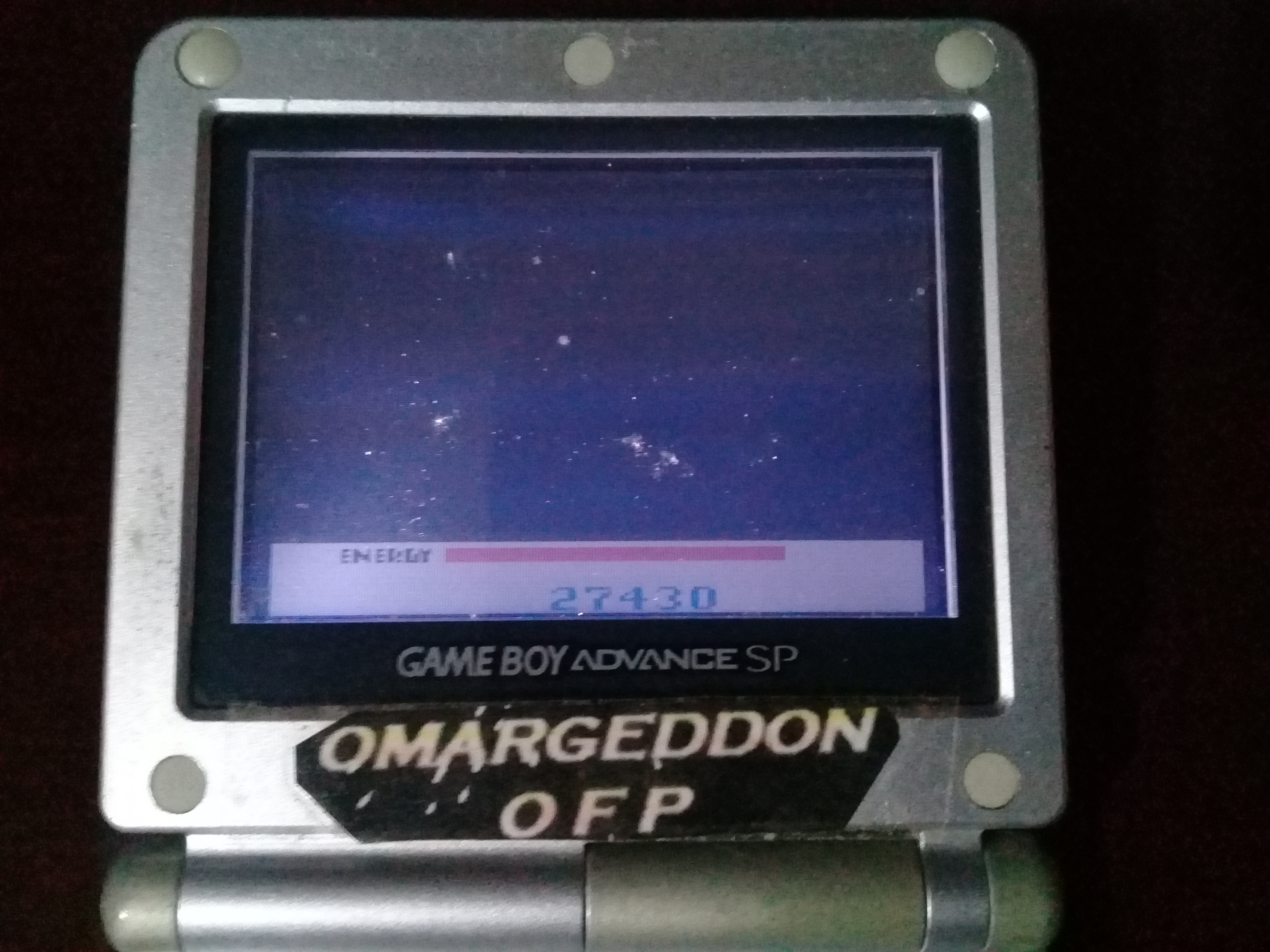 omargeddon: Activision Anthology: Megamania [Game 3B] (GBA) 27,430 points on 2020-05-03 18:10:27