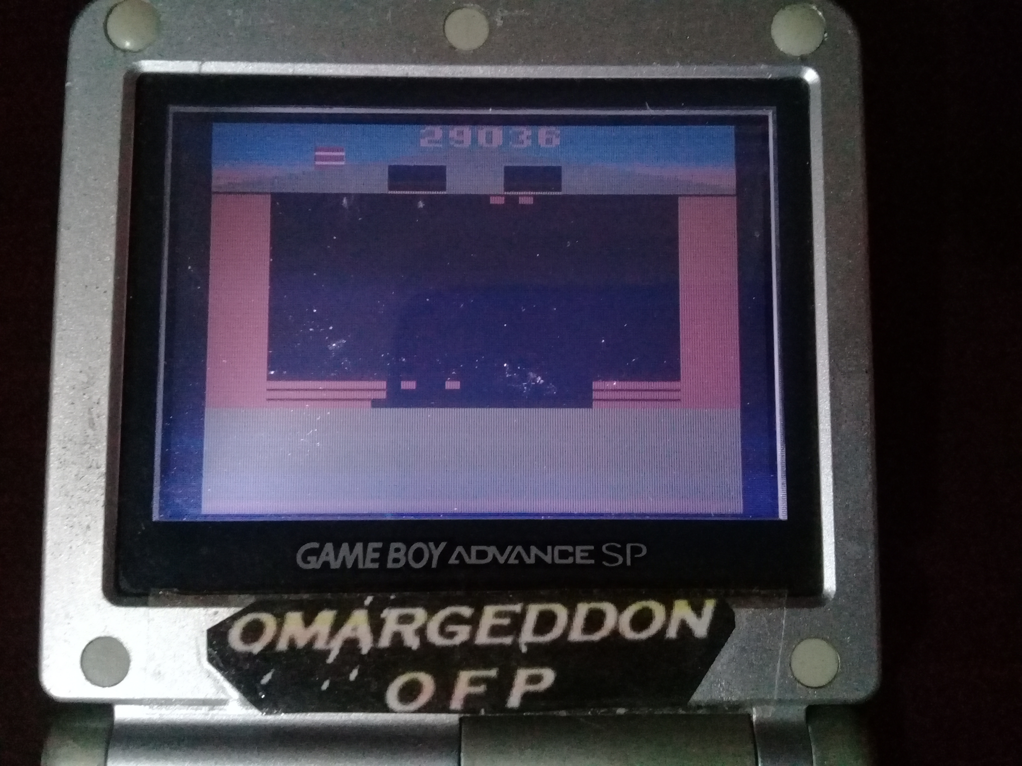 omargeddon: Activision Anthology: Oink! [Game 1B] (GBA) 29,036 points on 2019-09-15 12:28:59