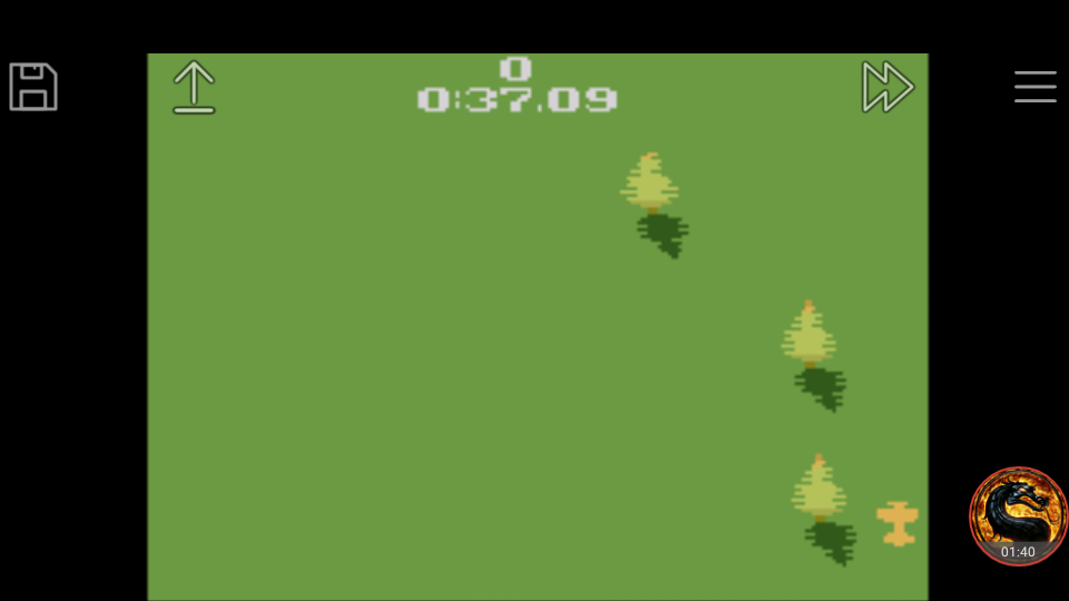 omargeddon: Activision Anthology: Sky Jinks [Game 1B] (GBA Emulated) 0:00:37.09 points on 2018-08-05 22:38:07