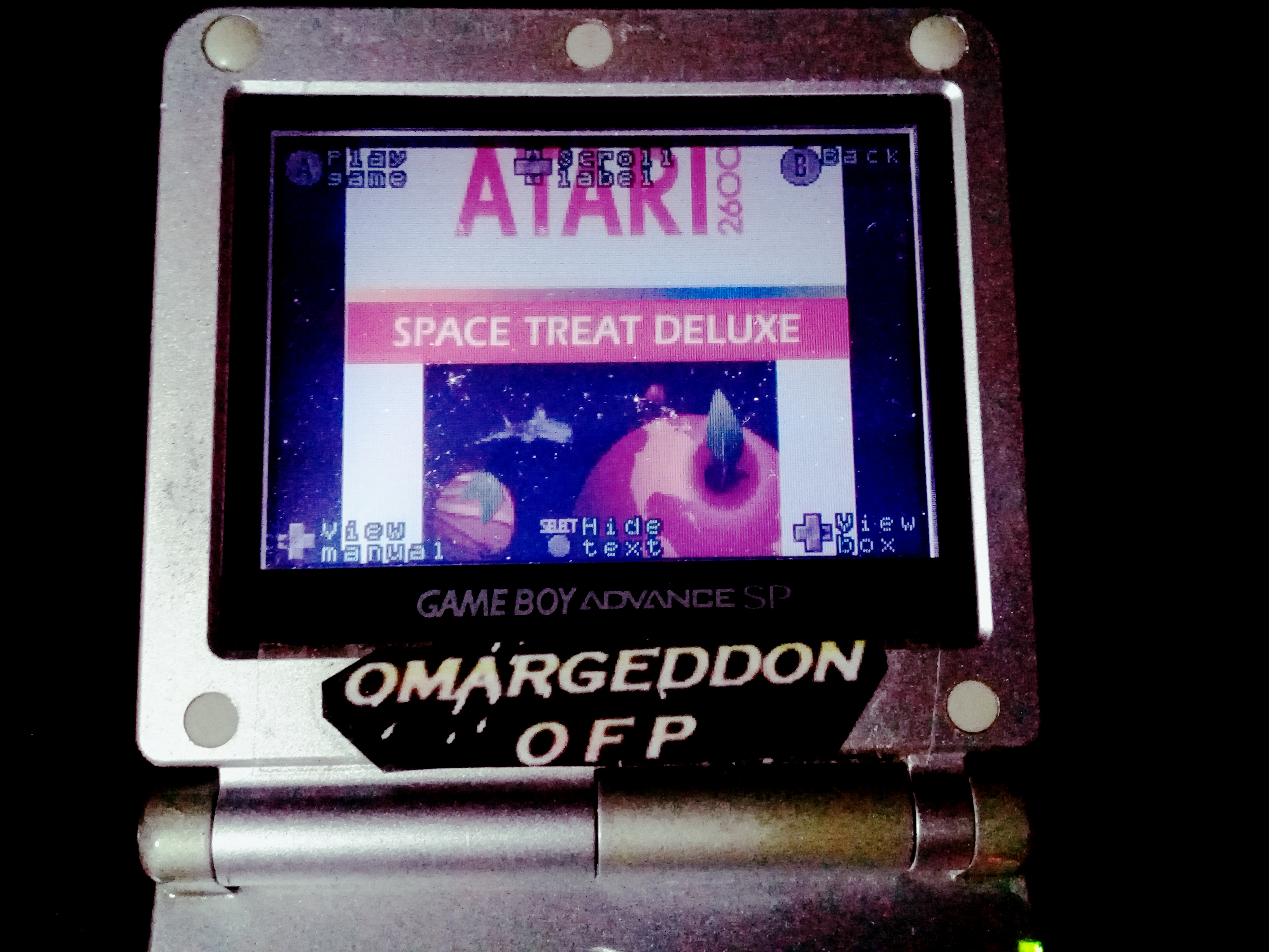 omargeddon: Activision Anthology: Space Treat Deluxe (GBA) 24,340 points on 2019-12-03 11:20:24