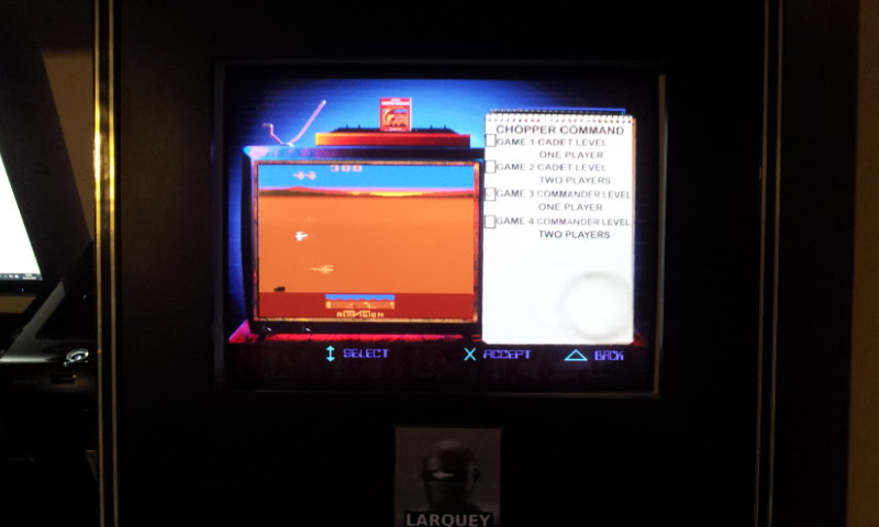 Larquey: Activision Classics: Cosmic Commuter [Game Two: Advanced] (Playstation 1 Emulated) 5,490 points on 2018-03-03 13:07:11