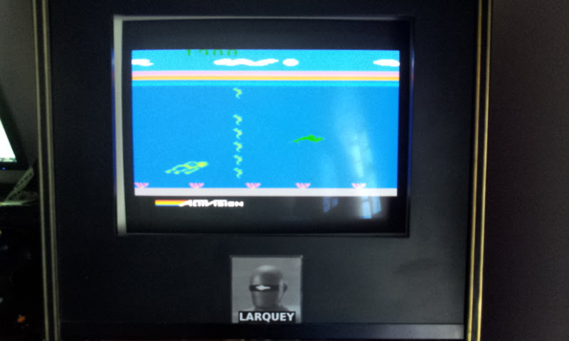 Activision Classics: Dolphin [Game 1:Level 1] 1,900 points