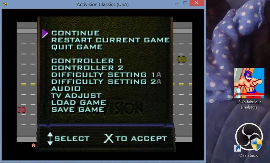LuigiRuffolo: Activision Classics: Freeway (Playstation 1 Emulated) 38 points on 2020-11-20 15:53:01