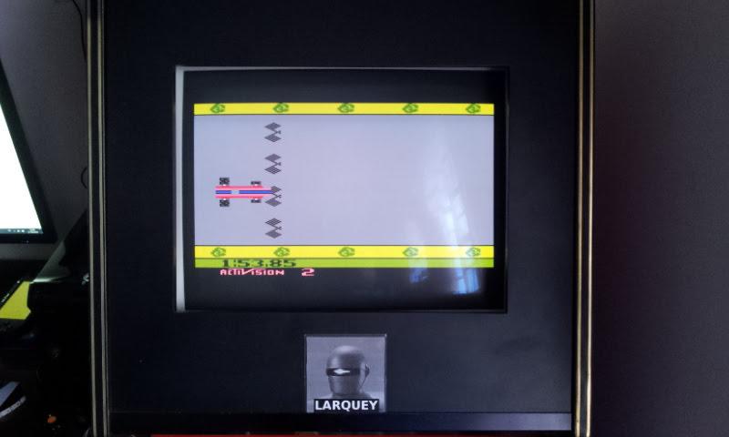 Activision Classics: Grand Prix [Game 2] time of 0:01:53.85